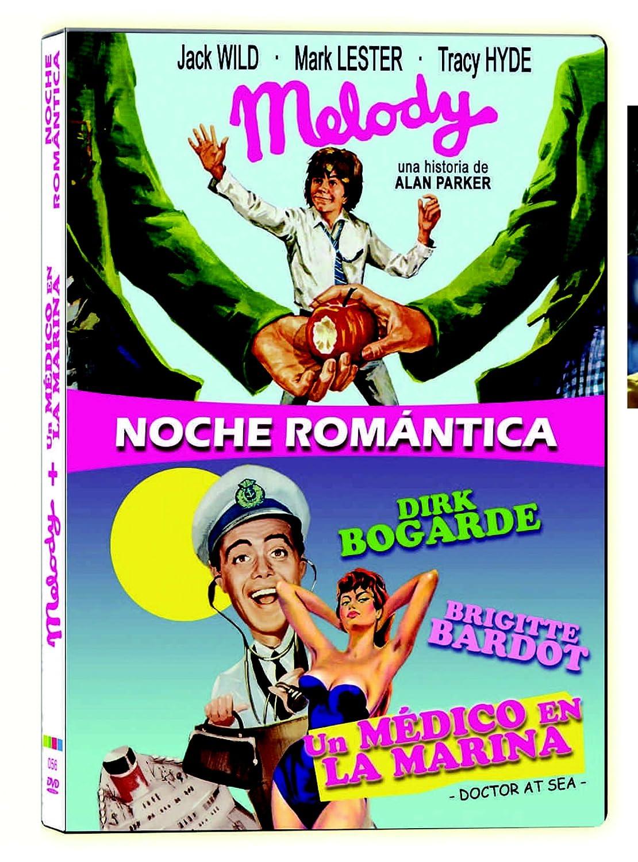 Pack Noche Romantica [DVD]: Amazon.es: Dirk Bogarde, Briggitte Bardot, Jack Wild, Alan Parker, Dirk Bogarde, Briggitte Bardot: Cine y Series TV