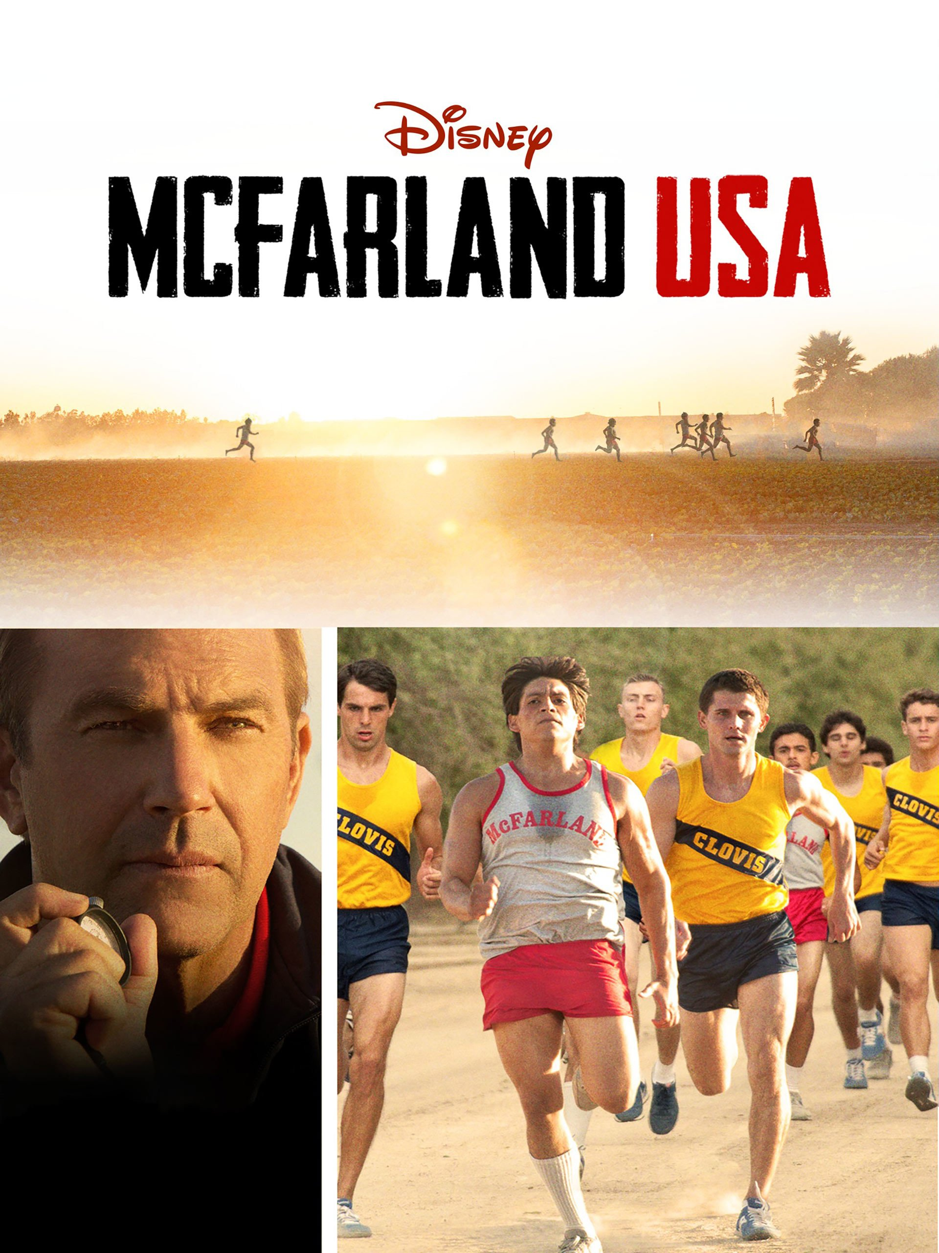 McFarland, USA (Plus Bonus Features) by