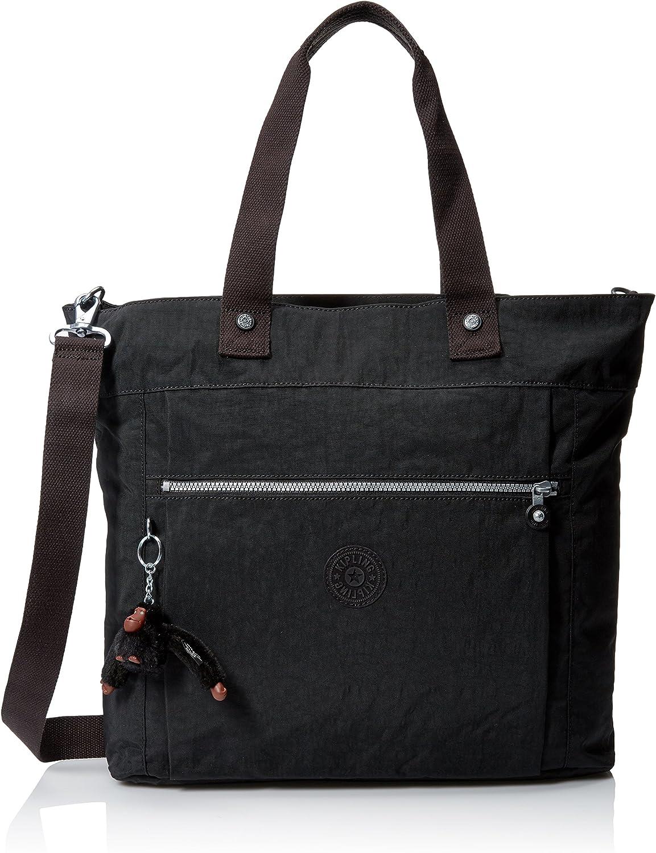 Kipling Women's Lizzie Solid Travel Laptop Tote Bag