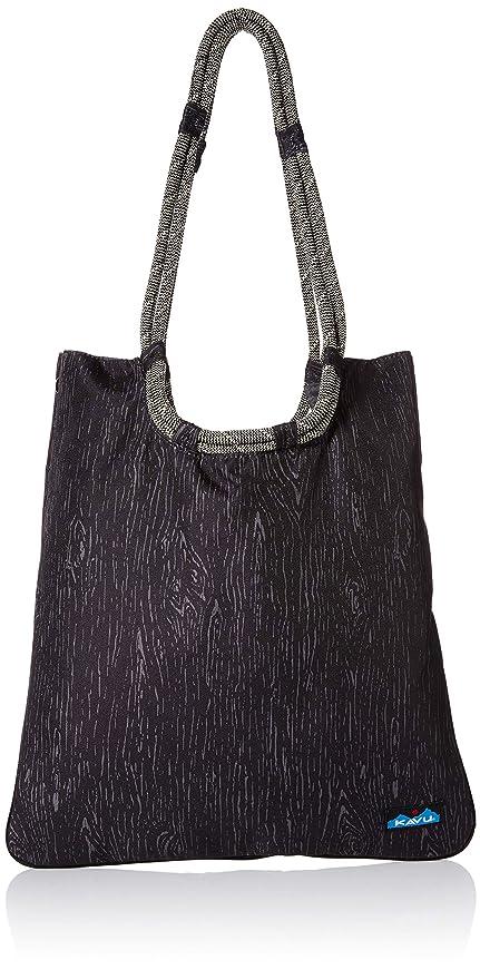 Amazon.com  KAVU Market Bag Large Tote Bag for Women - Black Oak ... 21d2ae7371