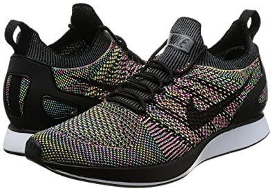 d69c0294e3ea Nike Men s Air Zoom Mariah Flyknit Racer Black Multicolor 918264-101 (Size   12)  Amazon.in  Shoes   Handbags