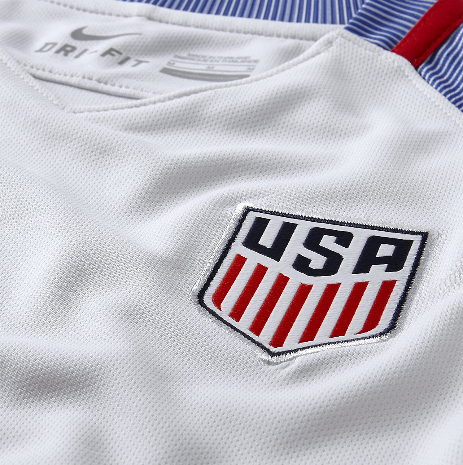 Amazon.com: Nike Rapinoe #15 USA Home - Camiseta de fútbol ...