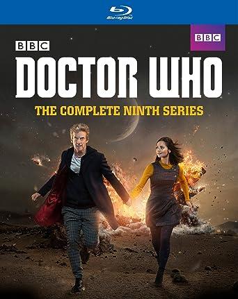 Doctor Who: The Complete Ninth Series Edizione: Stati Uniti Italia Blu-ray: Amazon.es: Cine y Series TV