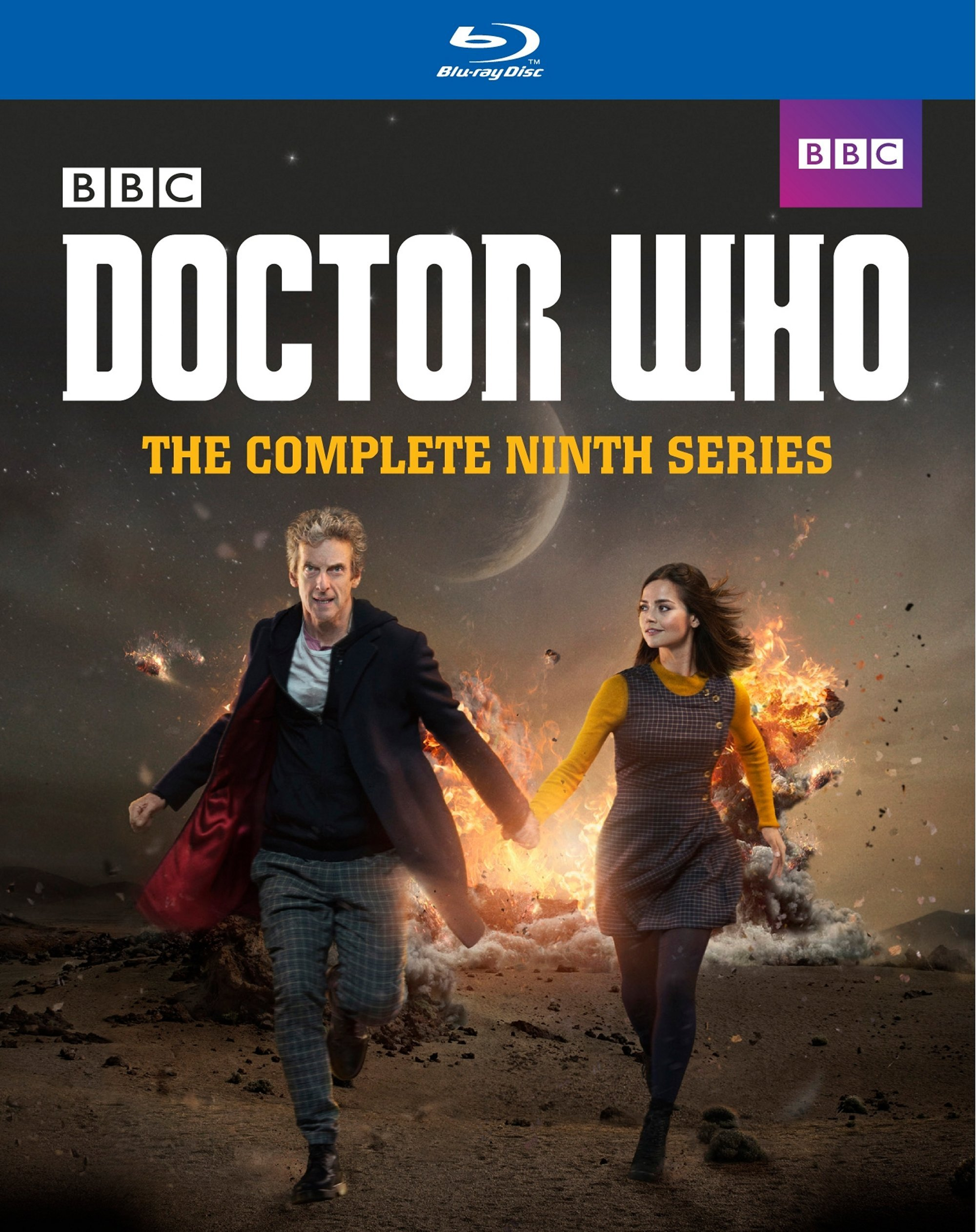 Doctor Who: Complete Series 9 [Blu-ray]