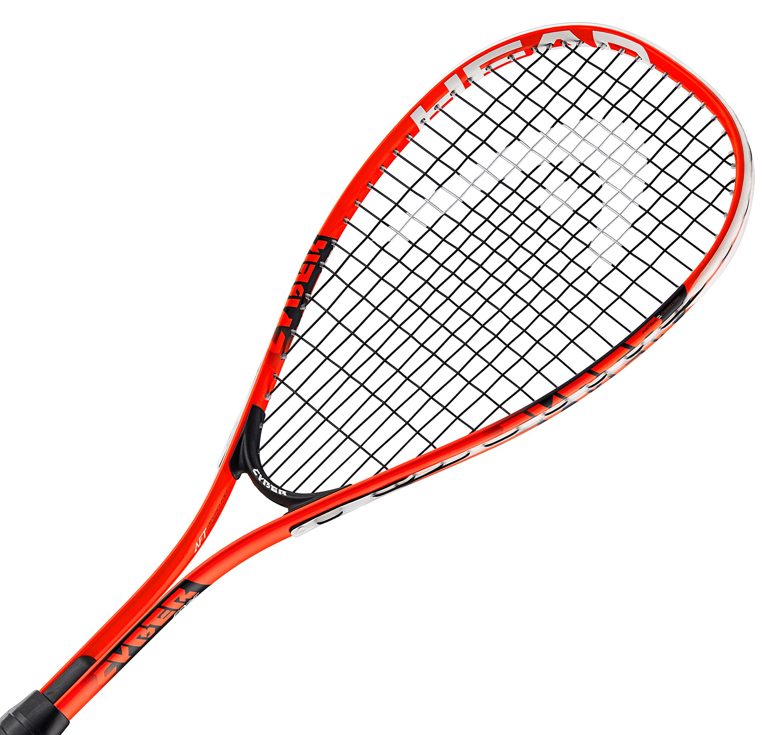 HEAD Cyber Edge Squash Racquet, Strung by HEAD (Image #2)