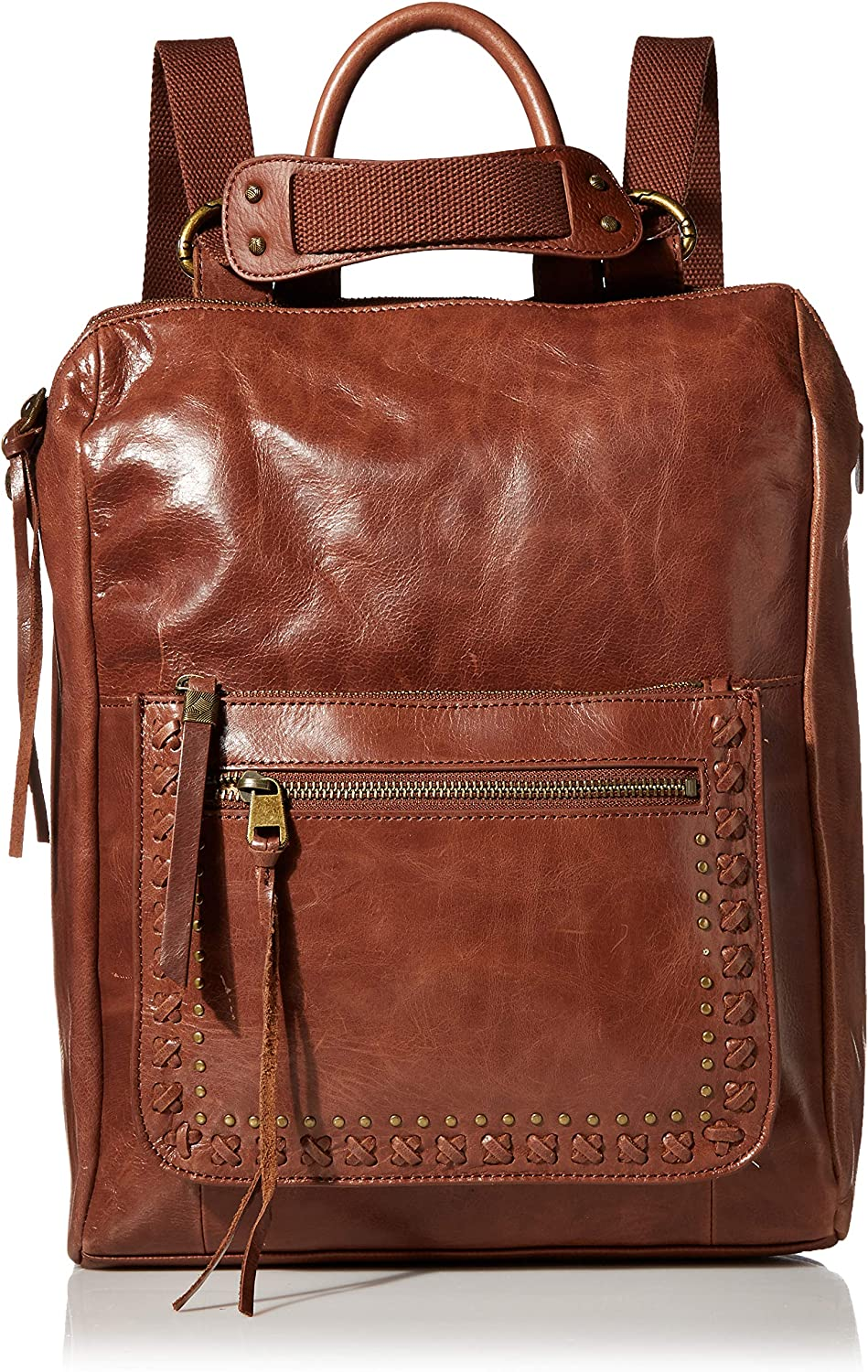 The Sak Loyola Crochet Mini Convertible Backpack
