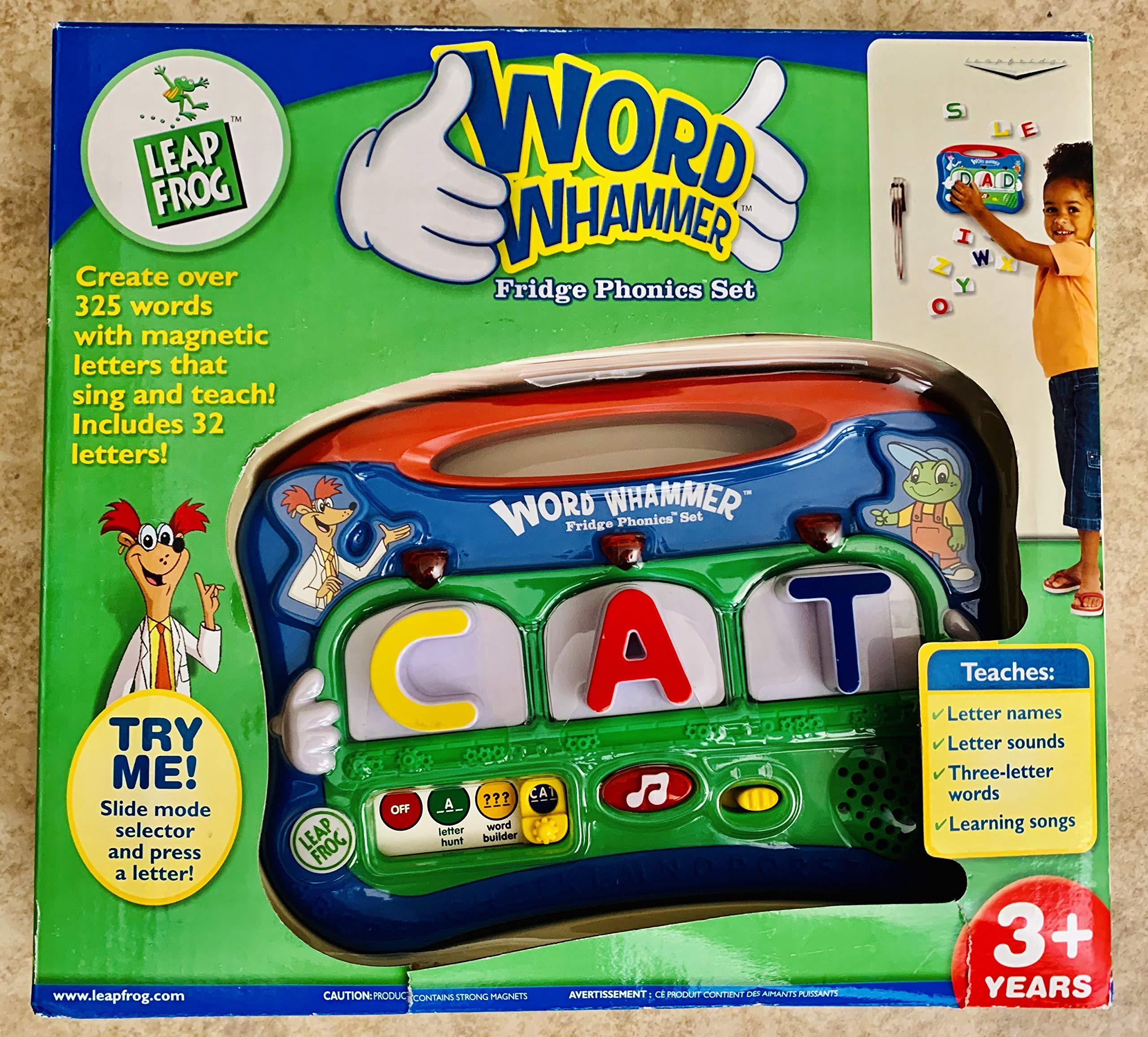 LeapFrog Word Whammer Magnetic Learning Set