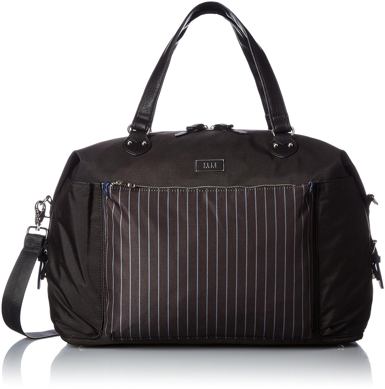 [エルトラベル] ボストンバッグ Boston Bag 2EL8590BT B06XC5Z6BM ブラック ブラック