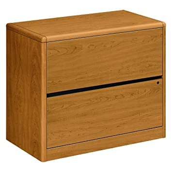 HON 10762CC 10700 Series Two Drawer Lateral File 36w X 20d X 29 1/2h