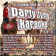 Party Tyme Karaoke - Country Hits 20
