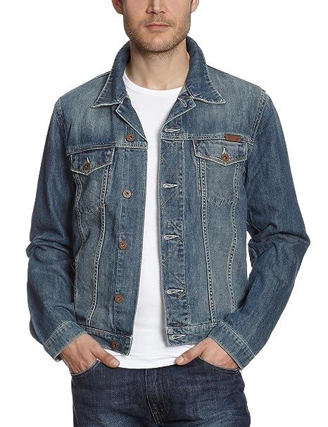 Herren Jacke Jeans Mustang Herren Jacke Jeans Jeans Mustang Mustang Jacke Herren USGLqzVpM