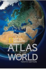 National Geographic Atlas of the World, Tenth Edition Hardcover