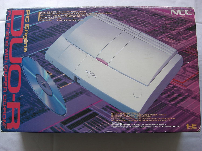 PCエンジンDUO-R本体 【PCエンジン】 B0001PW95S