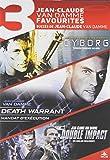Van Damme (Cyborg / Death Warrant / Double Impact) (Bilingual)