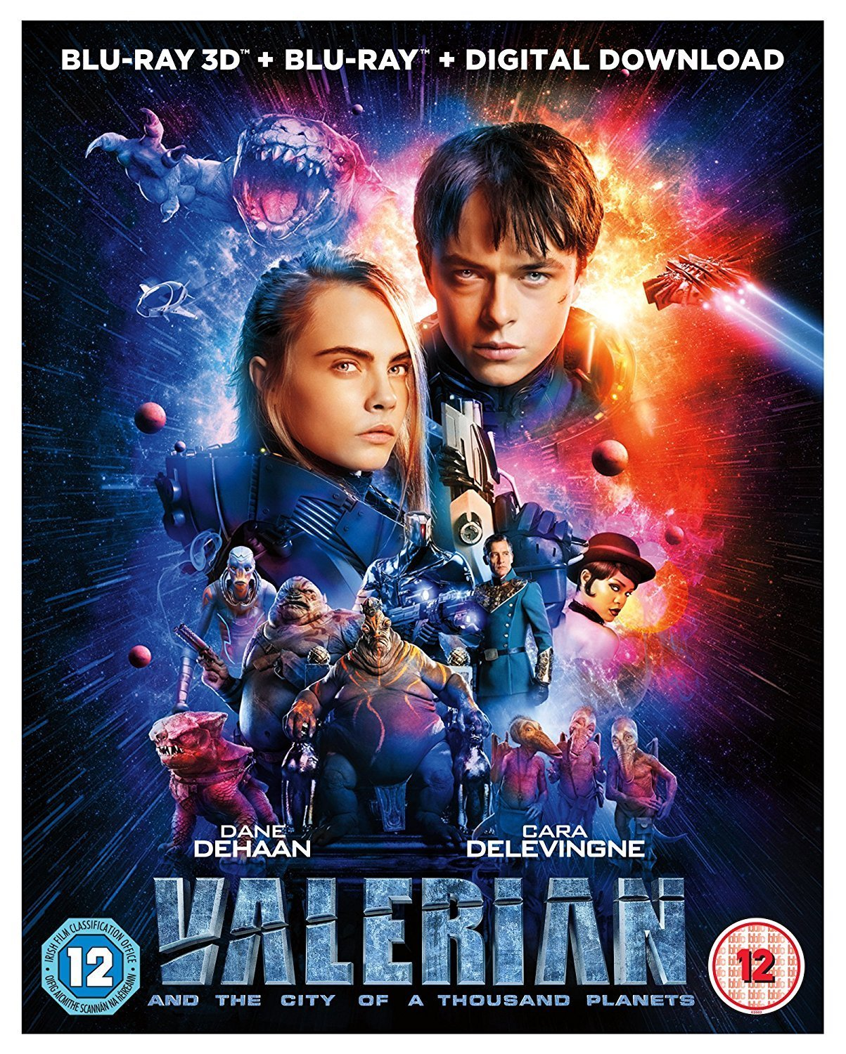 Valerian and the City of a Thousand Planets 2017  Dual Audio 720p BluRay 1GB