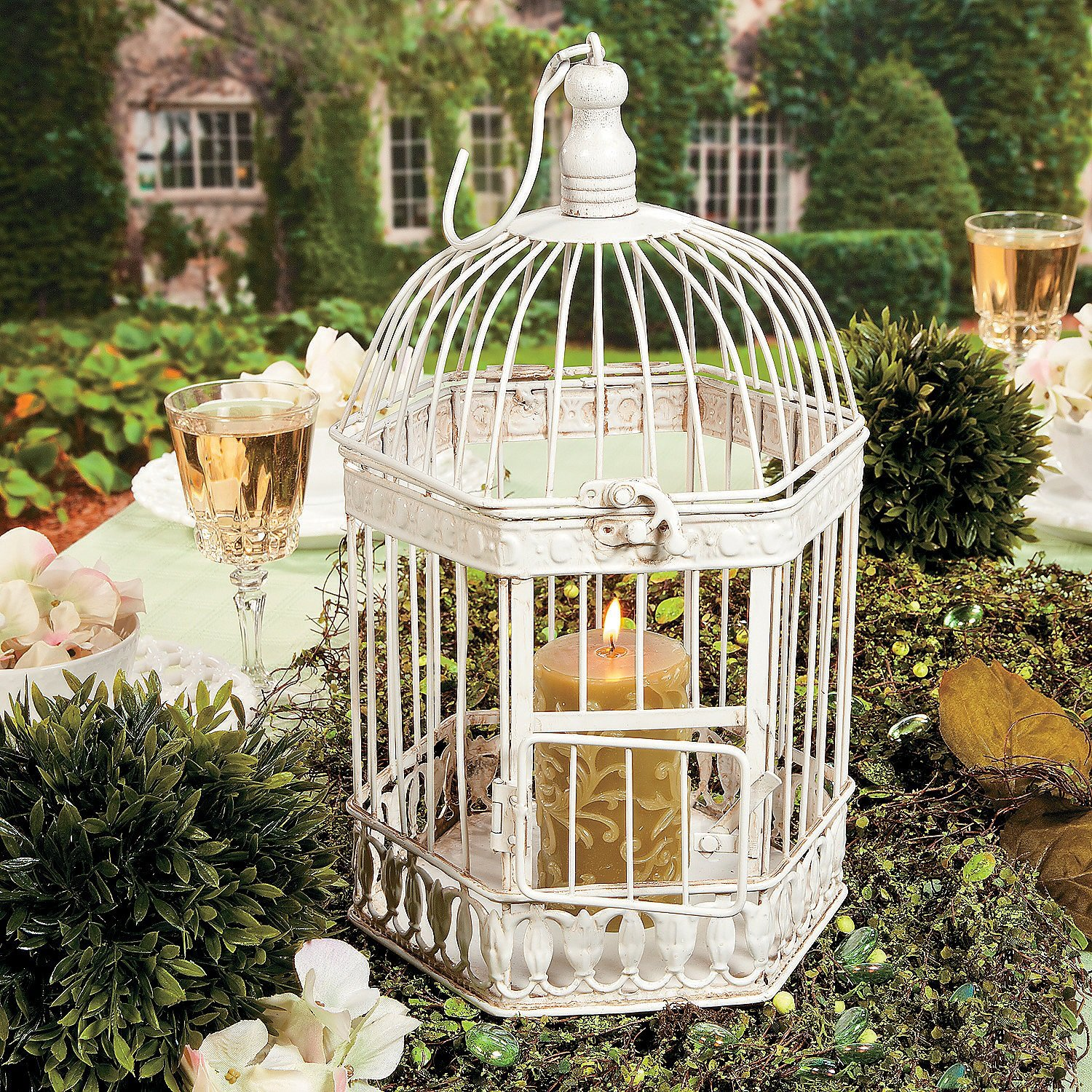 Buy Fun Express Deluxe Home Decoration Bird Cage line at Low