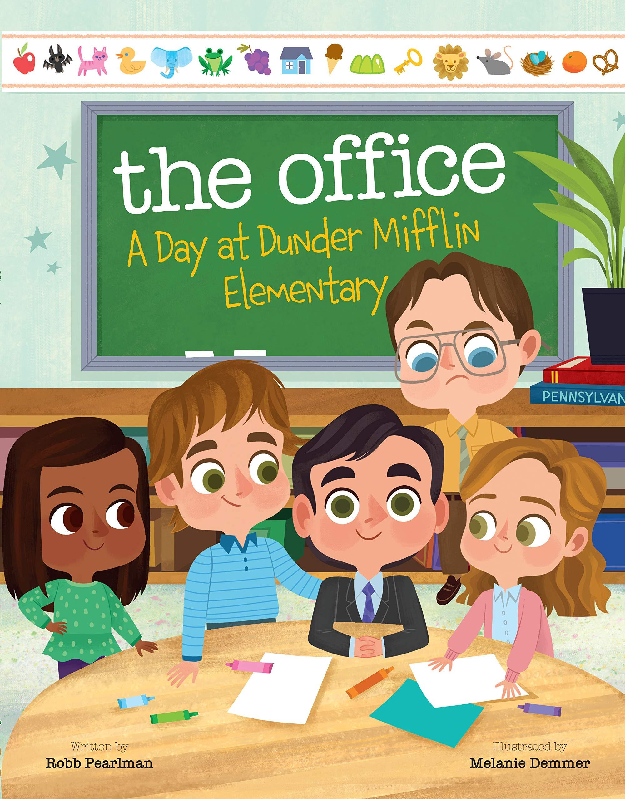 The Office: A Day at Dunder Mifflin Elementary: Pearlman, Robb, Pearlman, Robb, Demmer, Melanie: 9780316428385: Amazon.com: Books
