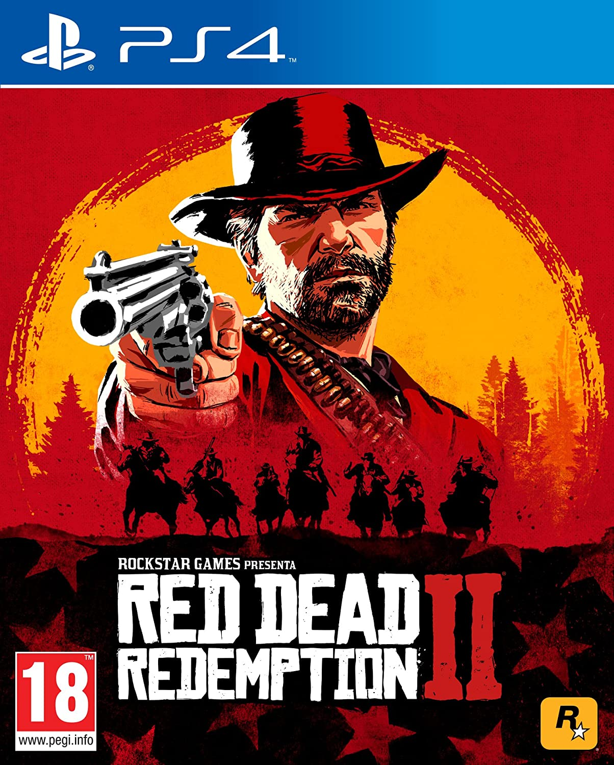 Red Dead Redemption 2   Play Station 4 by Rockstar Games