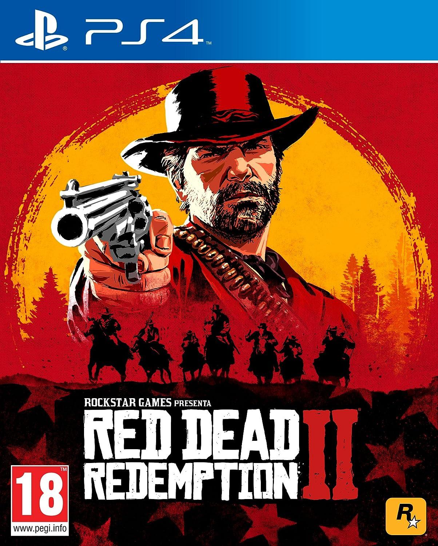 Red Dead Redemption 2 - PlayStation 4: Rockstar Games