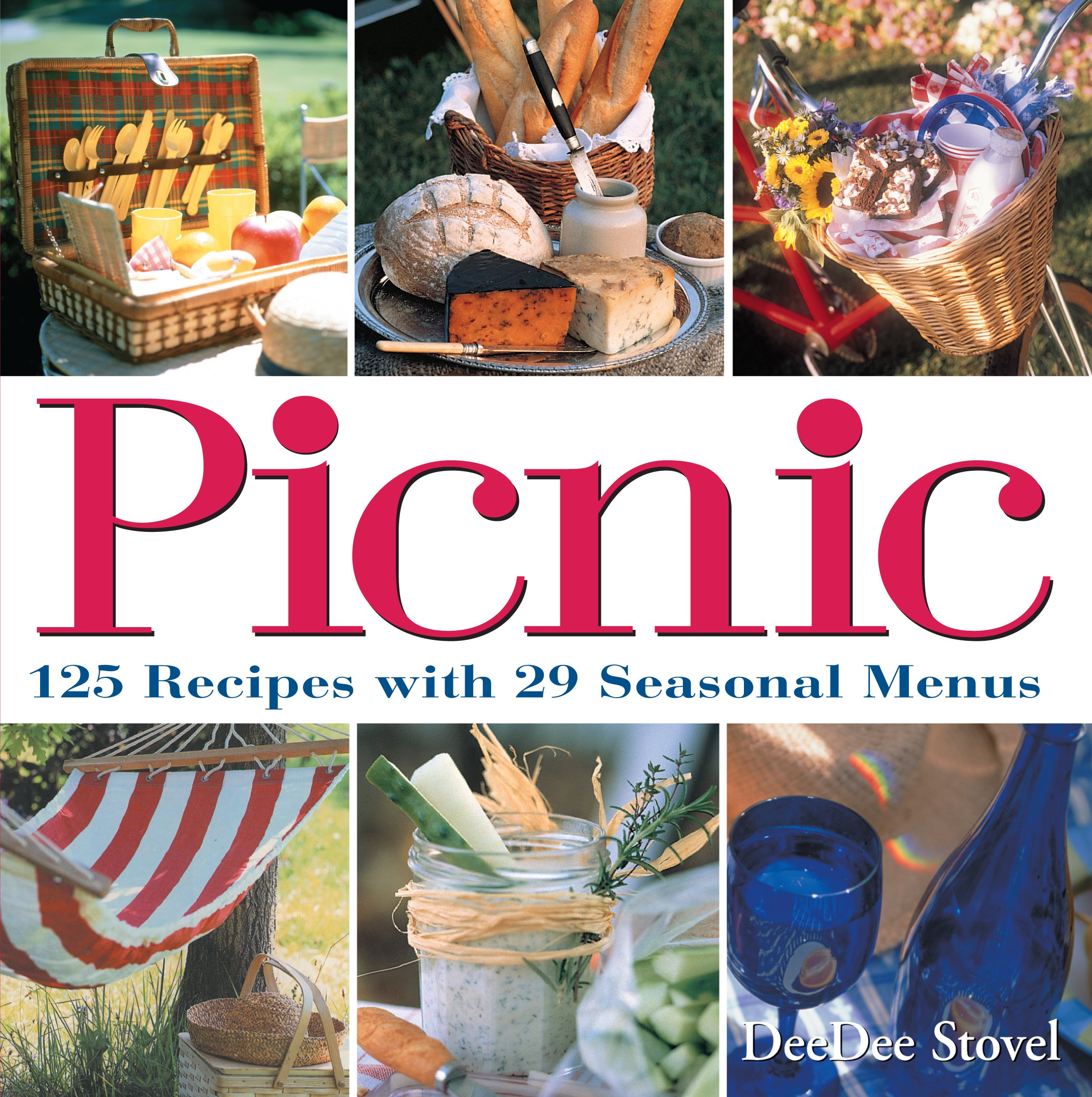 Picnic: 125 Recipes with 29 Seasonal Menus pdf epub