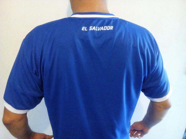 Amazon.com: NEW DESIGN. SELECTA EL SALVADOR JERSEY, CAMISA DE LA SELECTA DE EL SALVADOR: Health & Personal Care