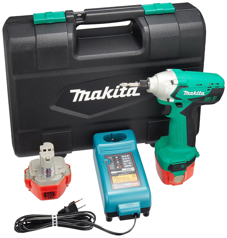 マキタ 充電式インパクトドライバ 12V バッテリー2個付き M694DWX B00B549XE4