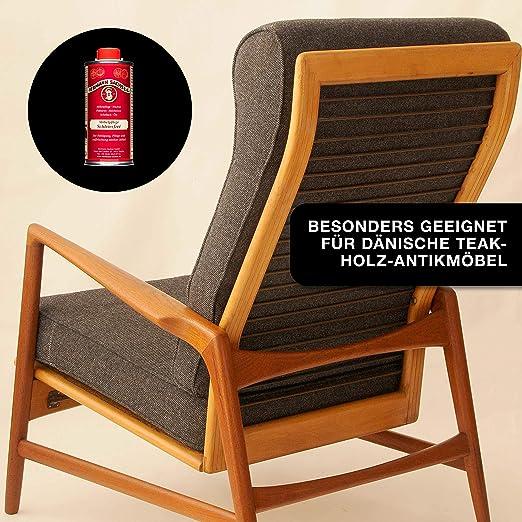 Velo sin muebles brillante 250 ml cuidado contra manchas acuosas contra araÑazos aceite muebles en goma laca