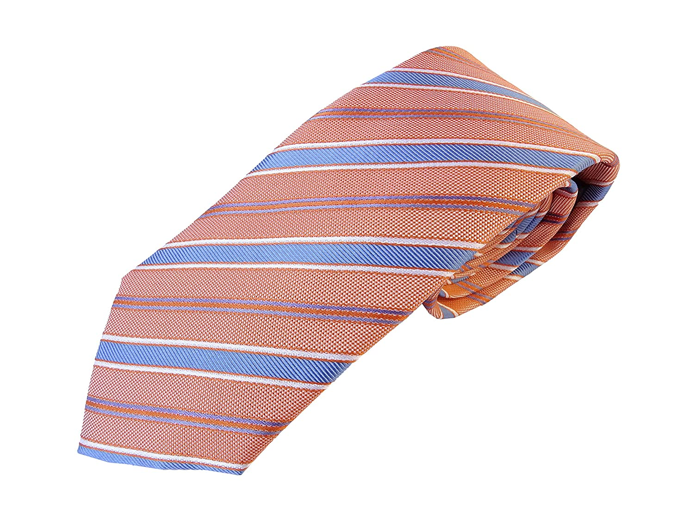 Pietro Baldini Corbata hecha a mano, de seda 100 %, de color ...