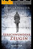 Verschwundene Zeugin (German Edition)