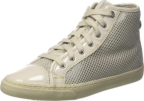 Geox D Giyo Sneakers Basses Femme: