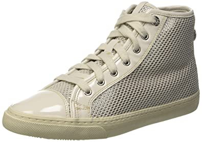 Geox Damen D New Club E High-Top  Amazon.de  Schuhe   Handtaschen 7318d32ff81