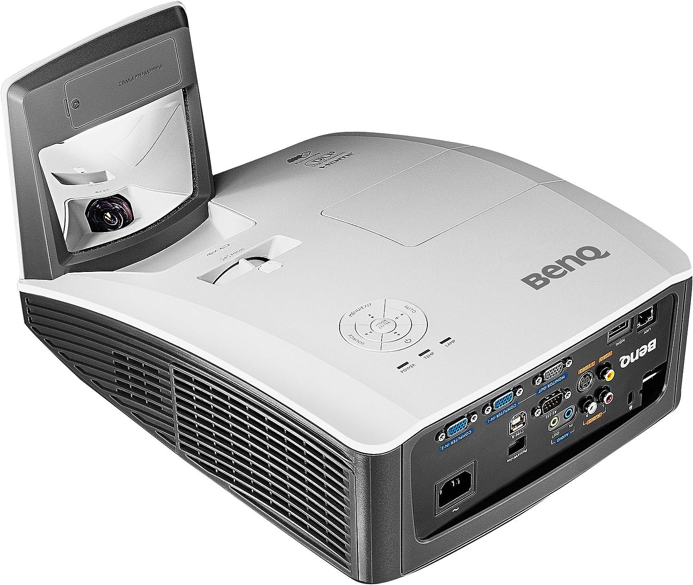 Amazon.com: BenQ MW853UST DLP, WXGA, Ultra de tiro corto ...
