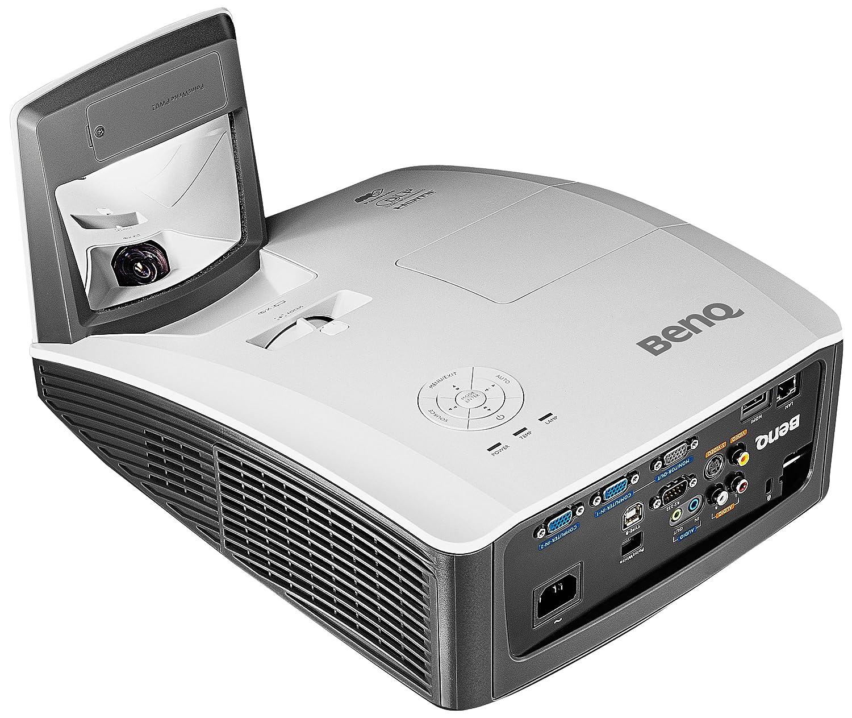 Benq MW853UST Video - Proyector (3200 lúmenes ANSI, DLP ...