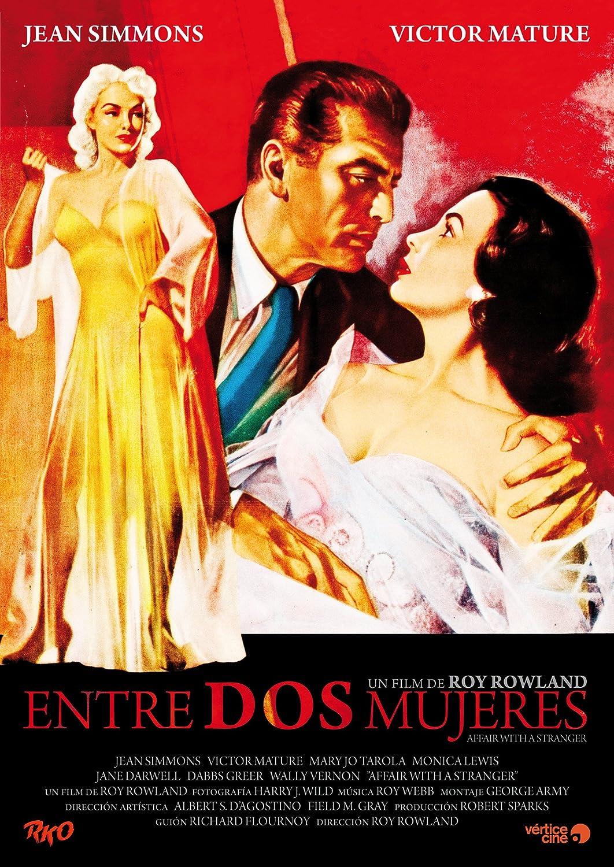 Entre dos mujeres [DVD]