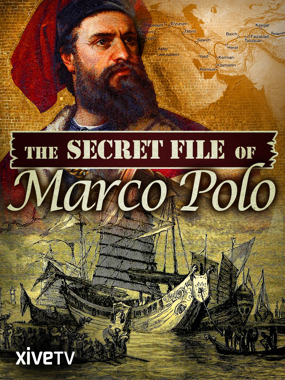 new product c79bd b3ea5 Watch The Secret File of Marco Polo | Prime Video