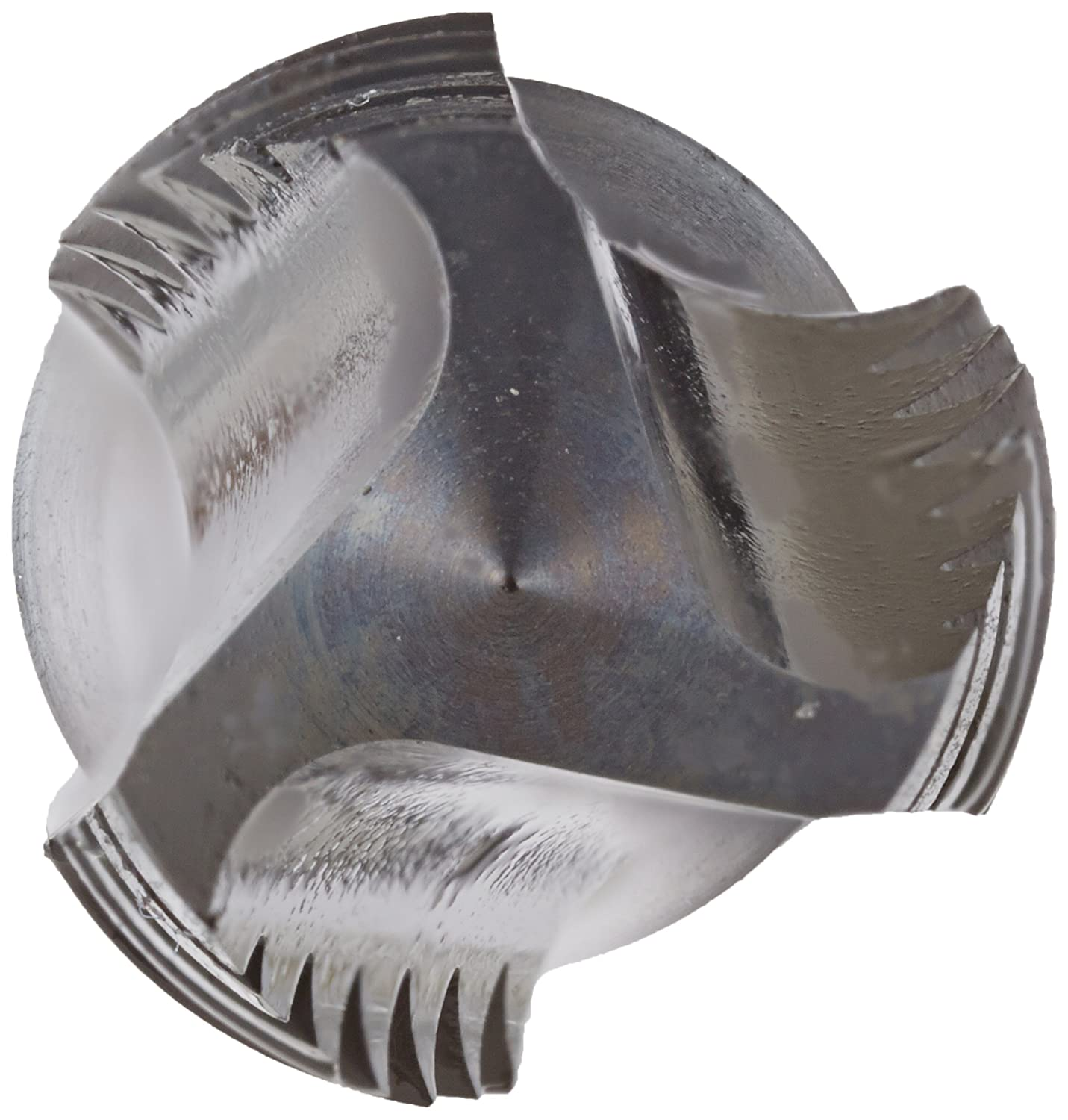 YG-1 I0 Series Vanadium Alloy HSS Spiral Pointed Tap H3 Tolerance 5//16-18 Thread Size Round Shank with Square End Steam Oxide Plug Chamfer
