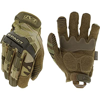 Mechanix Wear - M-Pact Multicam Guantes (XX-Grande, Camuflaje)