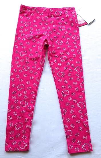 ed0efeeed Amazon.com: Hello Kitty Kids Pants, Little Girls Metallic Printed ...