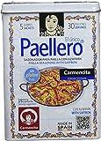 Carmencita Sazonador Mezcla de Especias para Paella - Lata de 5 Sobres Sachets