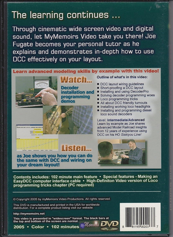 Joe Fugates Siskiyou Line Ho Scale Model Railroad 3 Wiring Volume Dvd Set Fugate Movies Tv