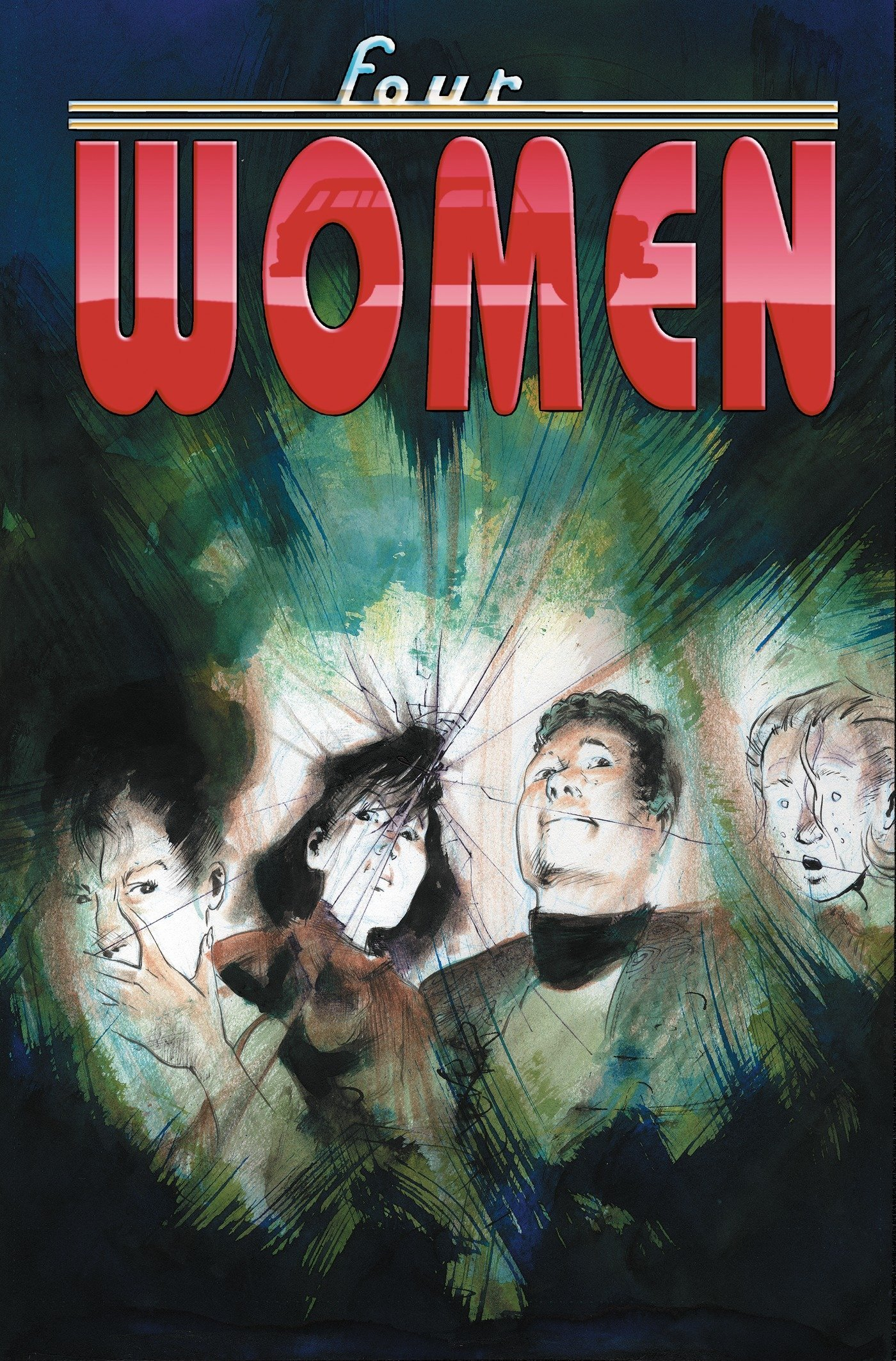 Four Women by IDW Publishing