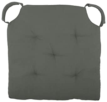 Amazon.com: Almohadillas para silla de fibra de polirelleno ...