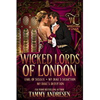 Wicked Lords of London: Books 1-3