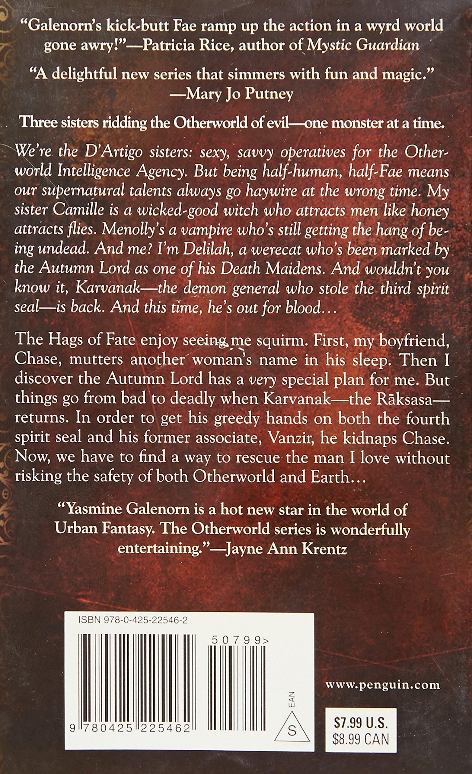 Night Huntress (sisters Of The Moon, Book 5): Yasmine Galenorn:  9780425225462: Amazon: Books
