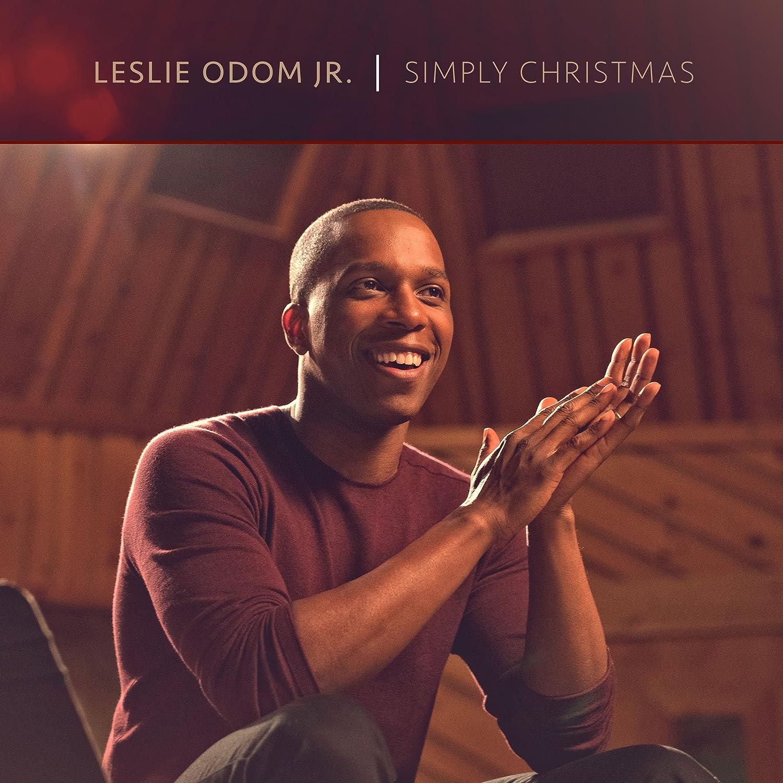 Leslie Odom Jr. - Simply Christmas - Amazon.com Music