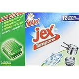 Tampons Jex St Marc - 12 Tampons Savons - Lot de 3