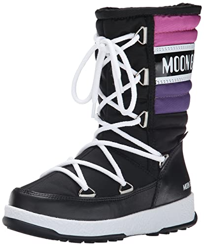 promo code 927d3 31d6f Tecnica Moonboots We Quilted Junior Stadtboots für Kinder ...