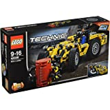 LEGO - 42049 - Technic  -  Jeu de construction - La Chargeuse de la Mine