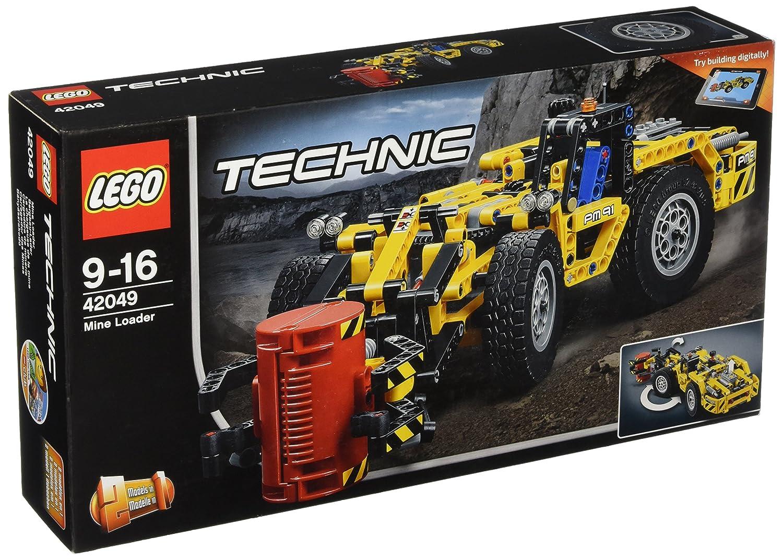 LEGO Cargadora de minería multicolor