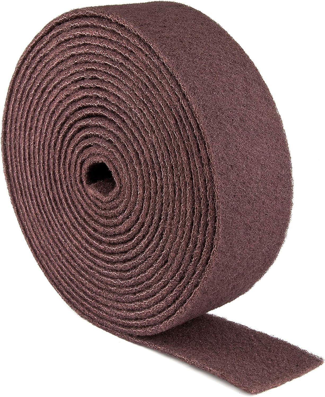 Rouleau datelier tissu abrasif NRL 100x10000 A//O MEDIUM